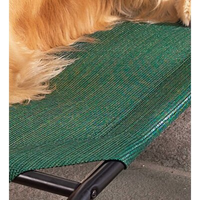 Raised Pet Bed Replacement Mesh Cover
