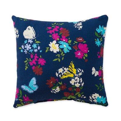 Classic Indoor/Outdoor Throw Pillow Size: 15 H x 15 x 7 D