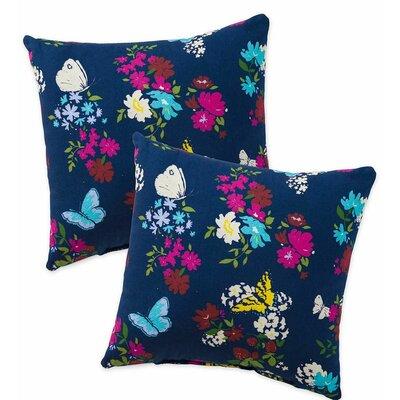 Rope Hammock Swing Indoor/Outdoor Throw Pillow