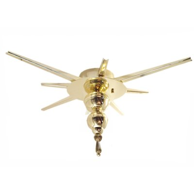 Flash Your Lamps 8-Light Chandelier Shade Color: Amber