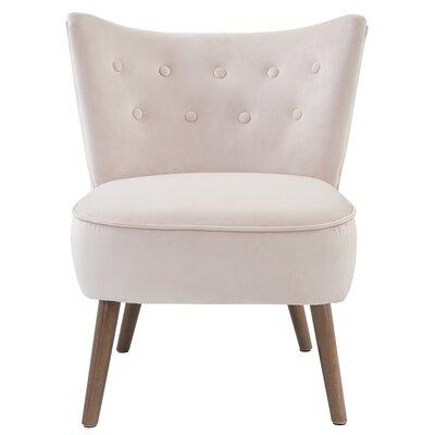 Fairman Velvet Slipper Chair