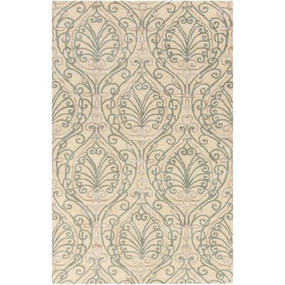 Modern Classics Silver Cloud Area Rug Rug Size: Rectangle 2 x 3