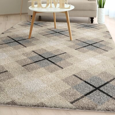 Charterhouse Plush Ivory Area Rug