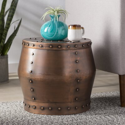 Espinoza Round End Table
