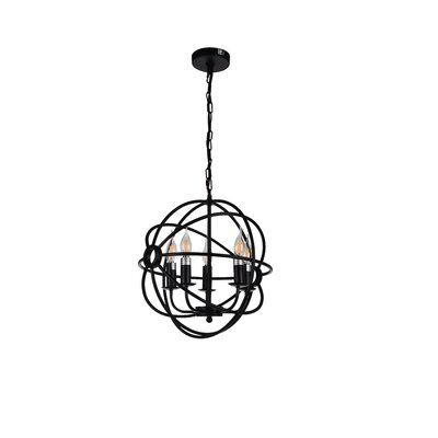 Gaffney 5-Light Globe Pendant
