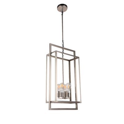 Dorado 4-Light Foyer Pendant