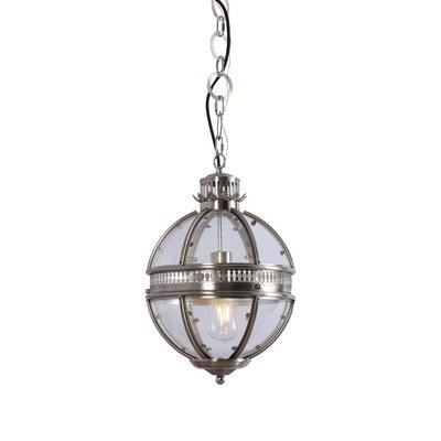 Ginn 1-Light Globe Pendant