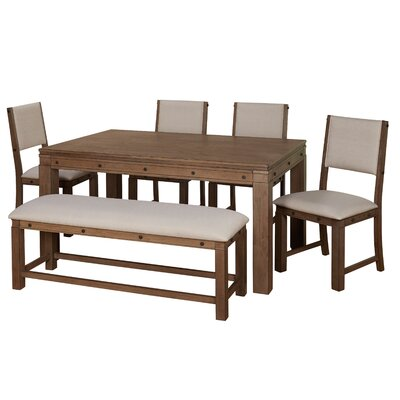 Westendorf 6 Piece Dining Set