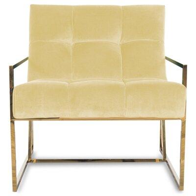Santorini Armchair Upholstery: Hunter Green