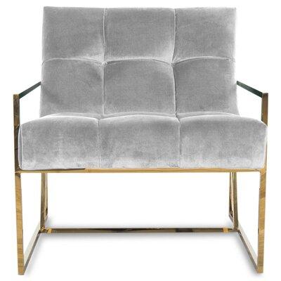Santorini Armchair Upholstery: Black