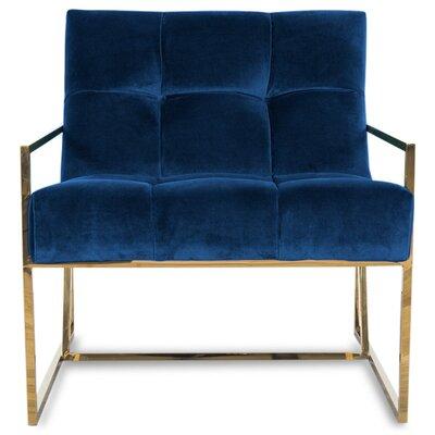 Santorini Armchair Upholstery: Dark Gray