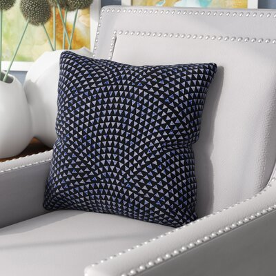 Mansfield Throw Pillow Size: 16 H x 16 W x 3 D