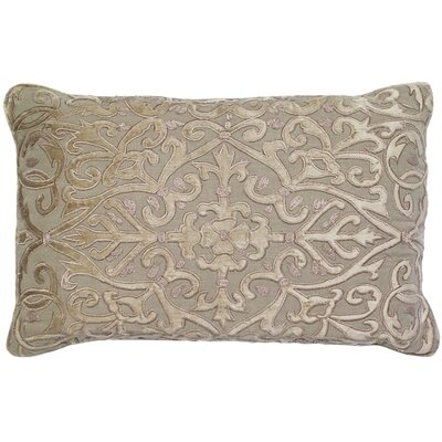 Perpetua Marakash Applique Embroidery Pillow Cover