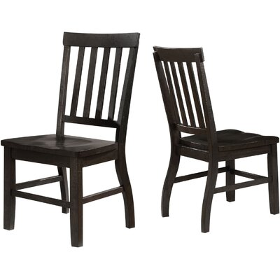 Alcorn Solid Wood Dining Chair