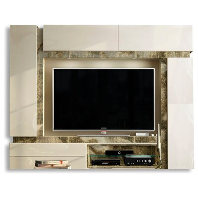 Jeramiah Entertainment Center Color: Gloss