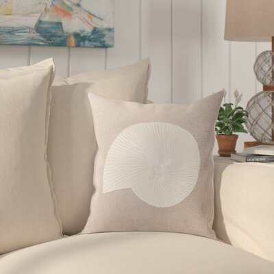 Fiscus Embroidered Throw pillow
