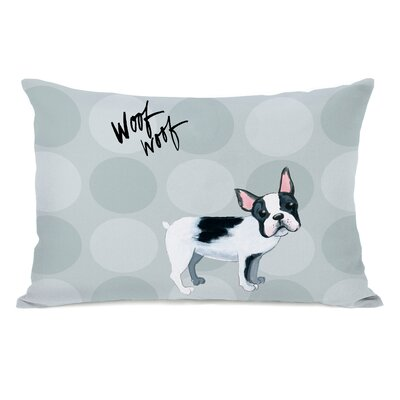 Pottinger French Bulldog Lumbar Pillow