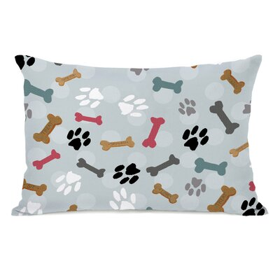 Basdeo Dog Treats Lumbar Pillow