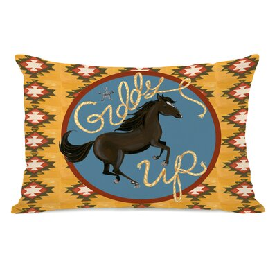 Spinney Giddy Up Lumbar Pillow