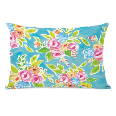 Rauth Flowers Lumbar Pillow