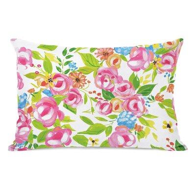 Atwell Flower Buds Lumbar Pillow