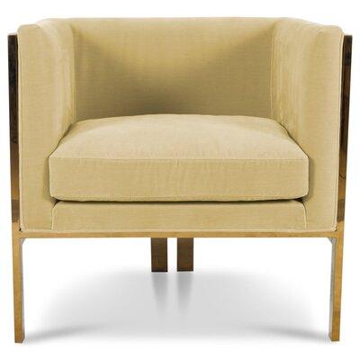 Kingpin Armchair Upholstery: Hollandaise