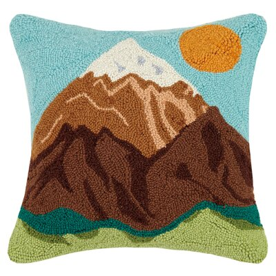 Ranstead Mountain Wool Throw Pillow