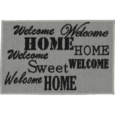 Pedroza Sweet Home Doormat