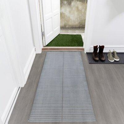 Kleiber Hard Floor Plastic Protector Clear Rug Pad