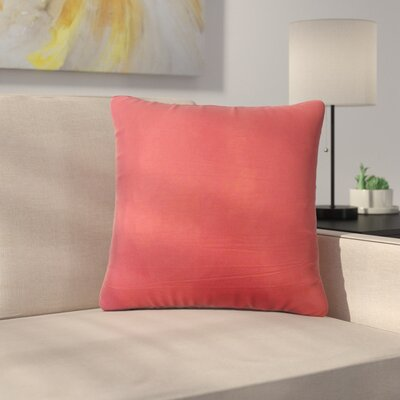 Sheperd Solid Down Filled Throw Pillow Size: 18 x 18