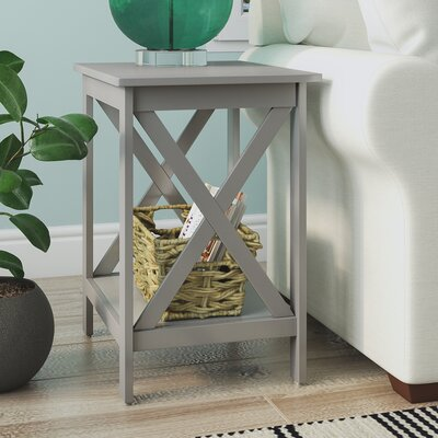 Maddy Rectangular End Table