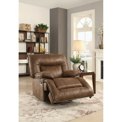 Poston Manual Rocker Recliner