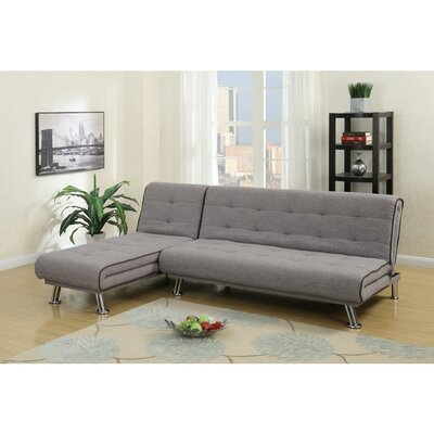 Pinecrest Adjustable Tufted Back Sectional