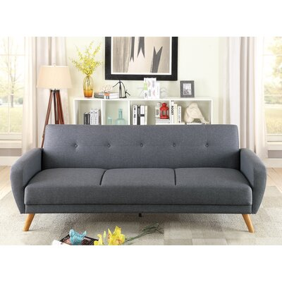 Chidester Button Tufted Back Adjustable Sofa