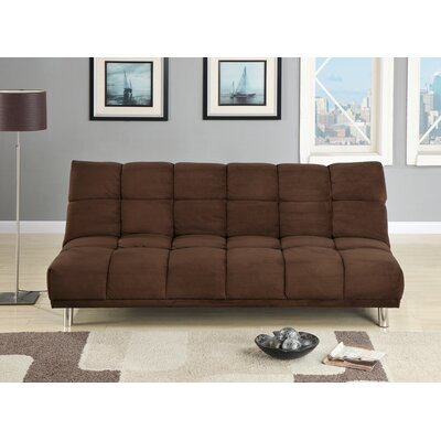 Chen Microfiber Cushiony Adjustable Sofa