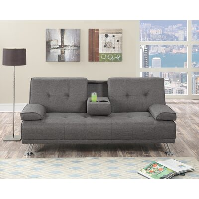 Lyles Adjustable Convertible Sofa