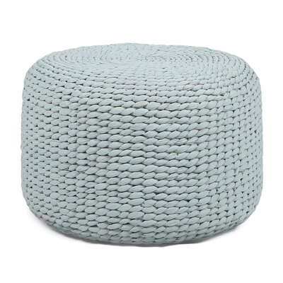 Peloquin Ottoman Color: Gray