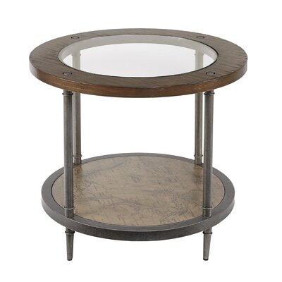 Whaley End Table with Storage