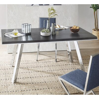 Rodger Dining Table Size: 30.5 H X 68 W X 36.75 D