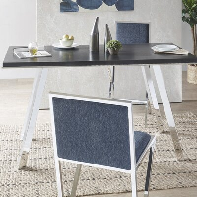 Rodger Dining Table Size: 36.25 H X 66.75 W X 30.75 D