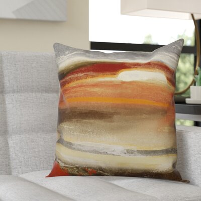 Ristaino Desert Sunset Throw Pillow