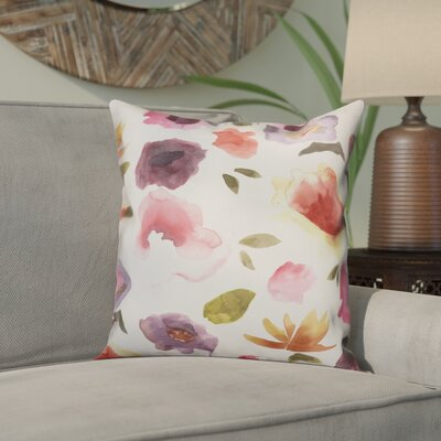 Ortis Heirloom Poppies Throw Pillow