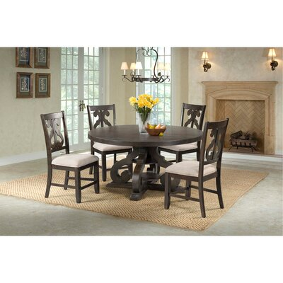 Arredondo 5 Piece Dining Set