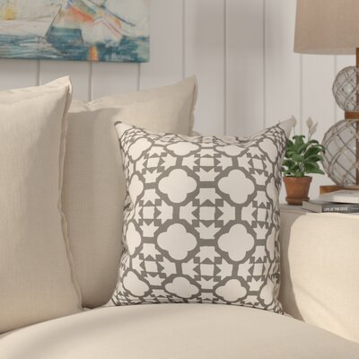Helle Morrocan Pattern Throw Pillow