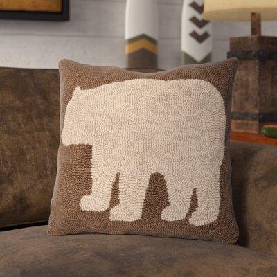Redelong Bear Throw Pillow