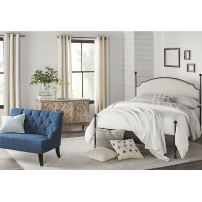 Rockledge Upholstered Panel Bed Size: Queen