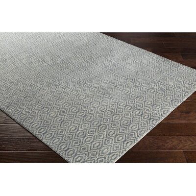Gullickson Hand-Knotted Wool Camel Area Rug Rug Size: Rectangle 6 x 9