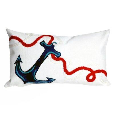 Eichler Anchor Indoor/Outdoor Lumbar Pillow