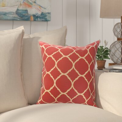 Dillion Throw Pillow Size: 24 x 24