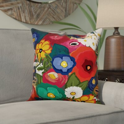 Orvis Summer Garden Throw Pillow